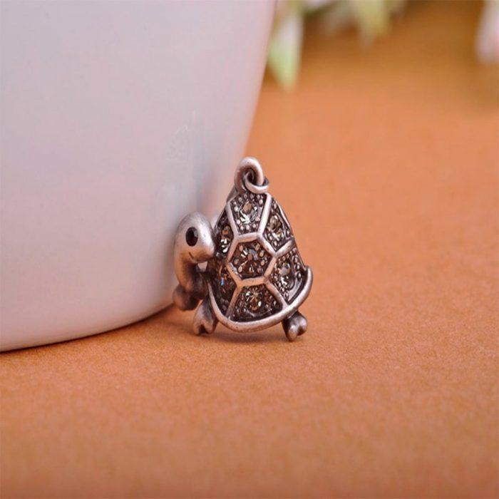 Пирсинг черепашка