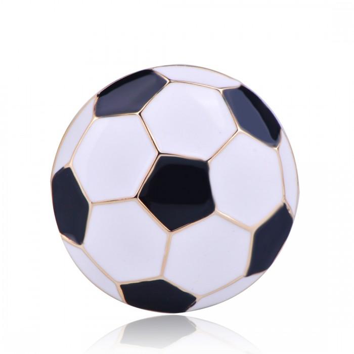 Брошь Мяч