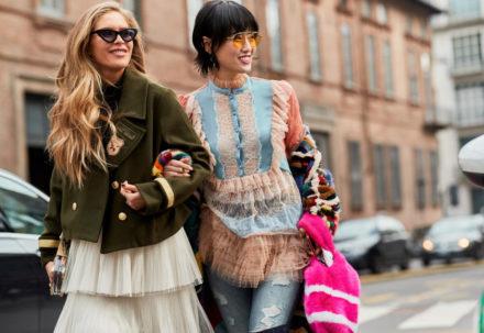 Чем чуднее, тем моднее или что такое европейский Look?