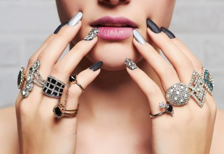 Как выбрать кольцо, которое подходит для формы ваших рук?