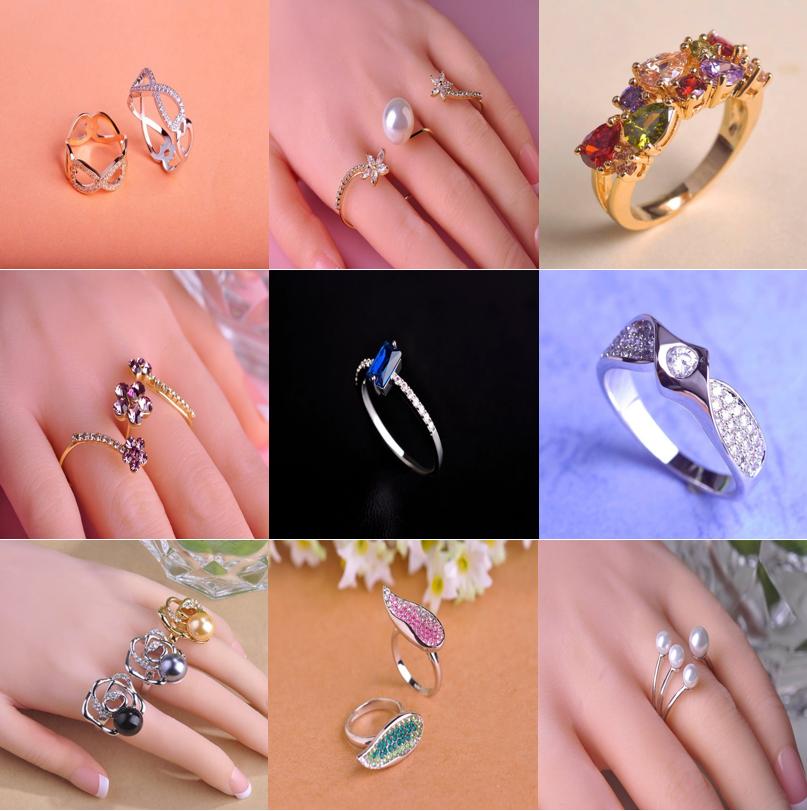 Как выбрать кольцо, которое подходит для формы ваших рук? Слишком узкие пальцы