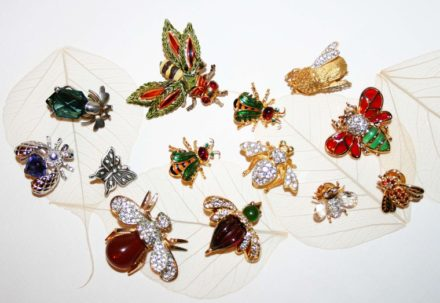 Стрекоза или паук? А какие модные украшения предпочитаете вы?
