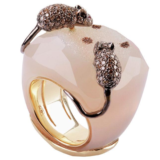 Драгоценные мышки - Golconda Privee