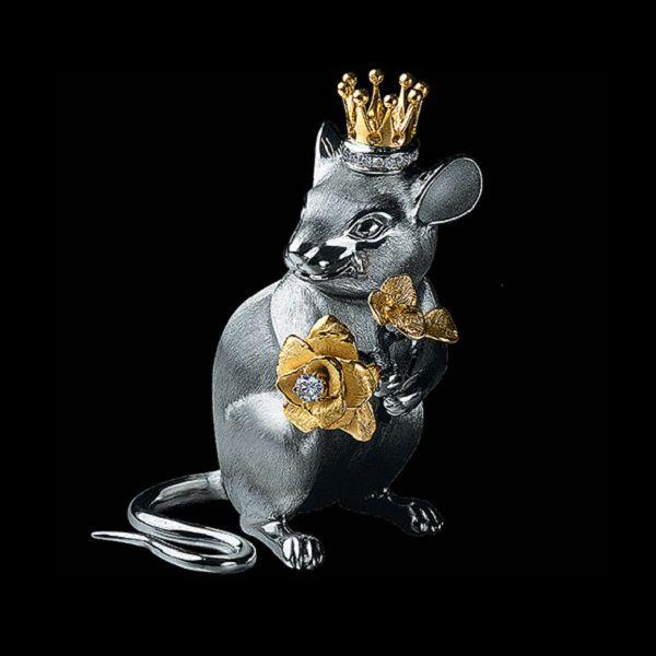 Драгоценные мышки - JEWELLERY THEATRE