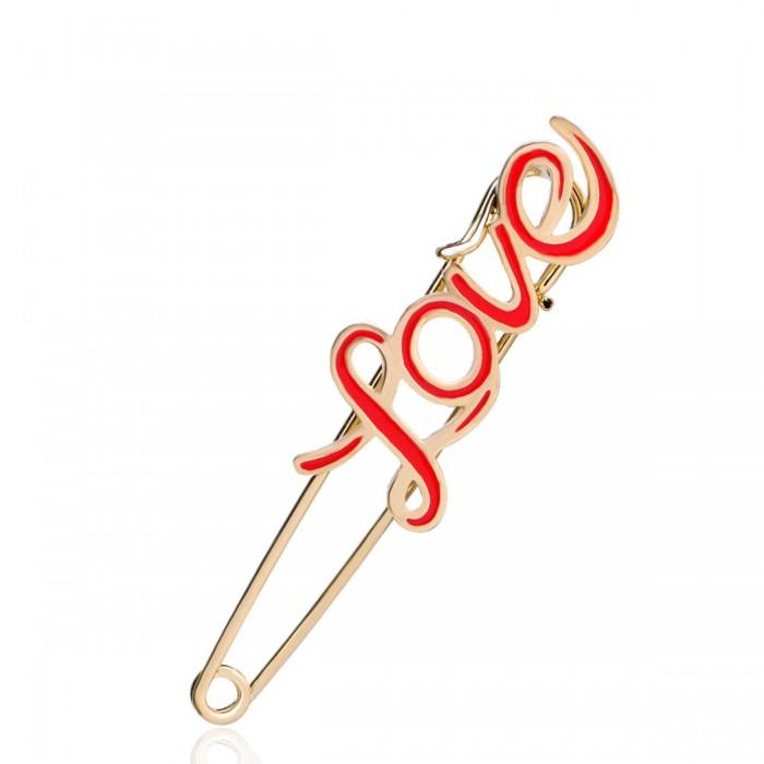Булавка LOVE