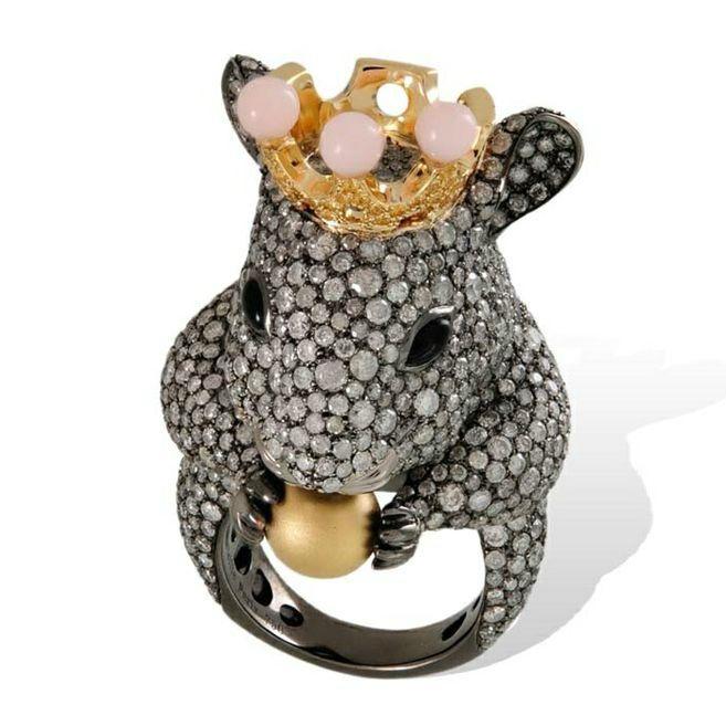 Драгоценные мышки - LYDIA COURTEILLE