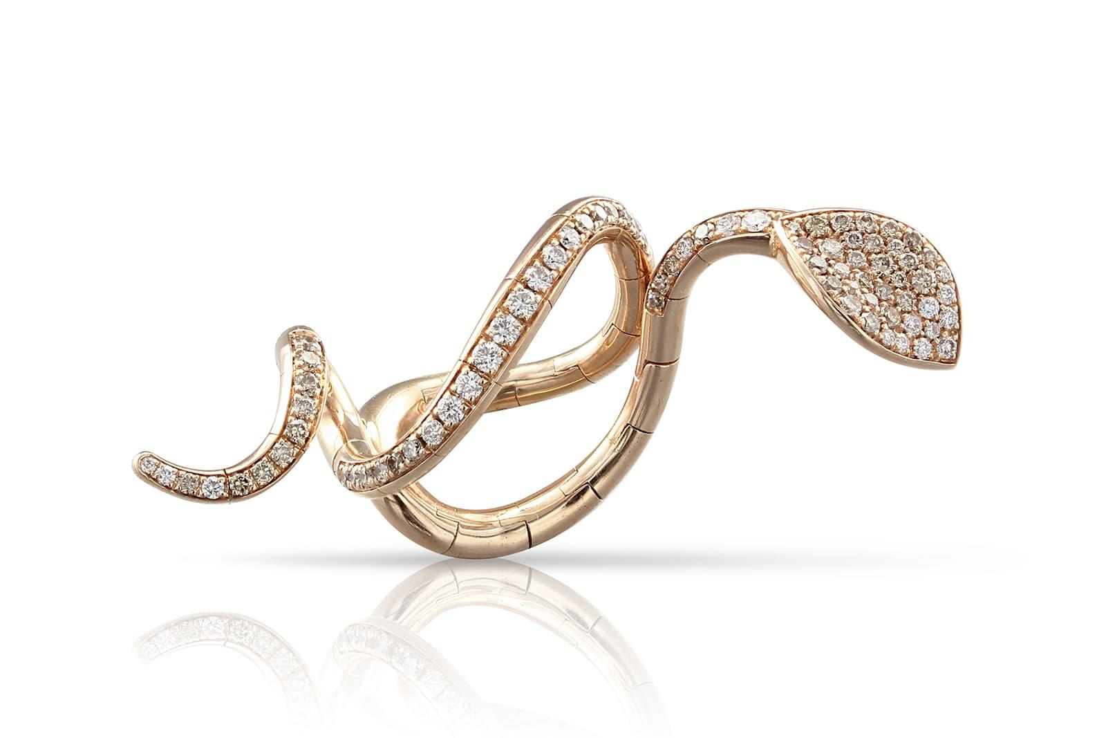 Образ змеи в бижутерии и ювелирном искусстве - Pasquale-Bruni