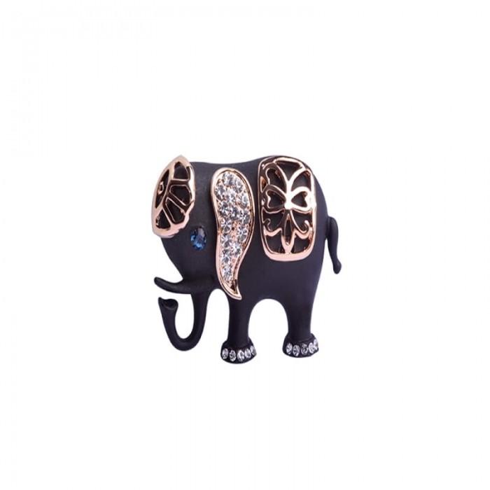 Брошь Маленький Слон