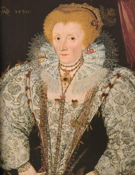 Елизавета I - Королева Девственница