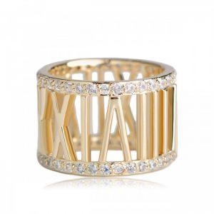 Кольцо для платка Рим