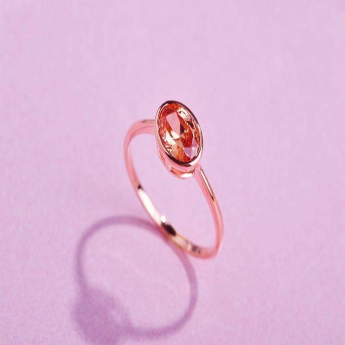 Кольцо Криссталы