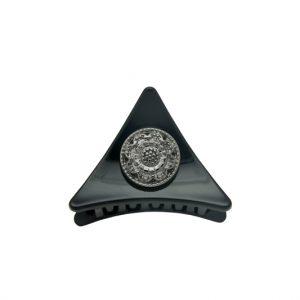 Заколка бермудский треугольник