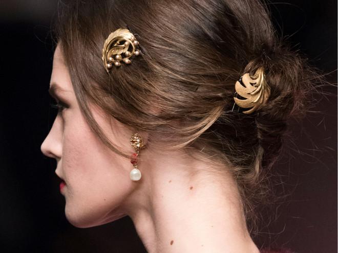 Жемчужные украшения для вашего образа - Dolce&Gabbana