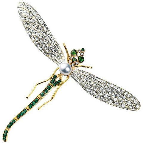 Золотая стрекоза - символ лёгкости - Fred Leighton