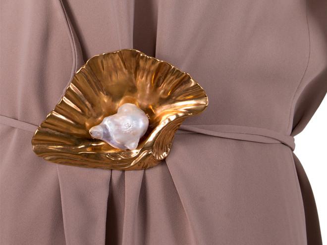 Жемчужные украшения для вашего образа - Sonia Rykiel
