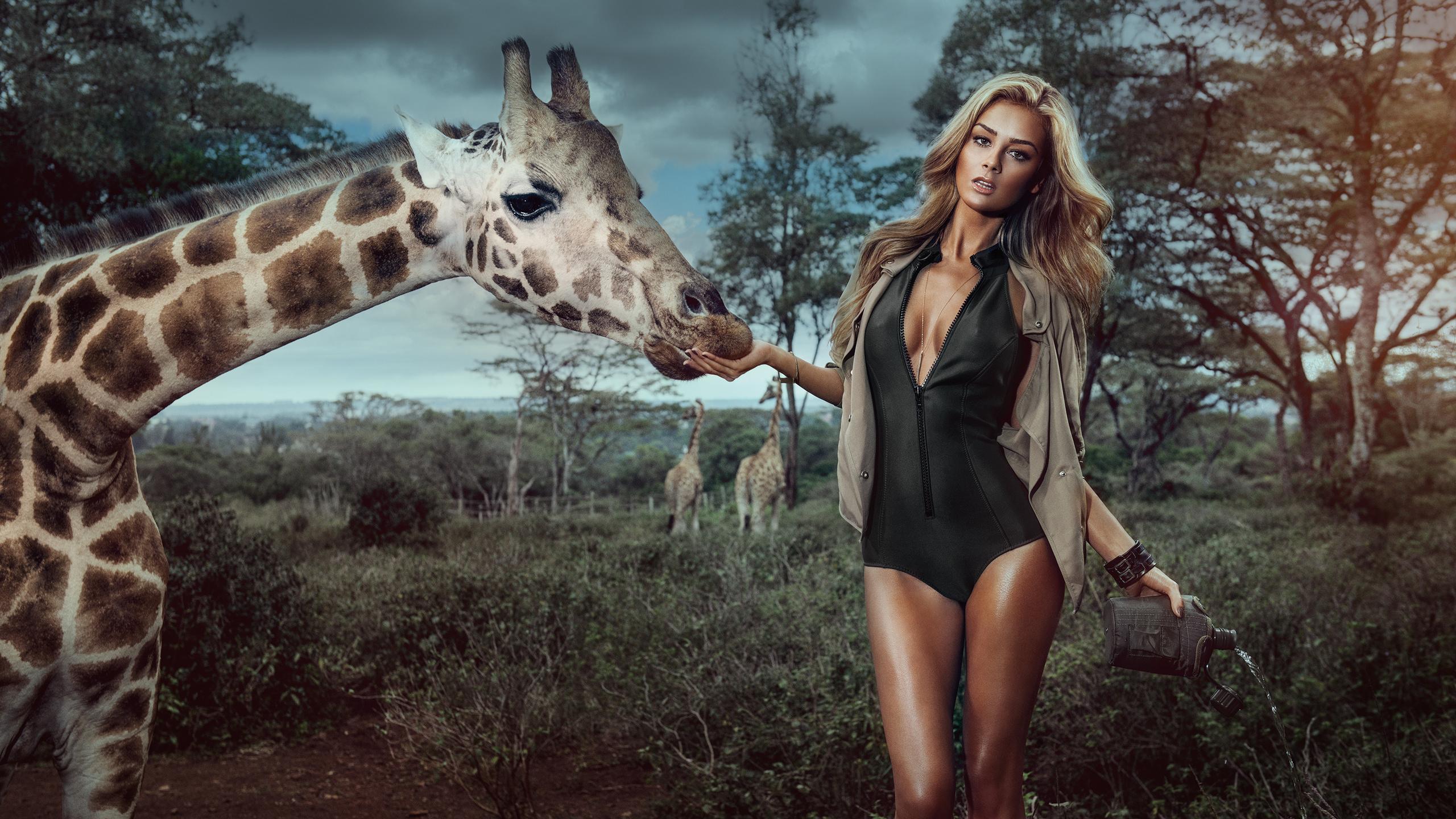 Жираф, как символ богатства и процветания