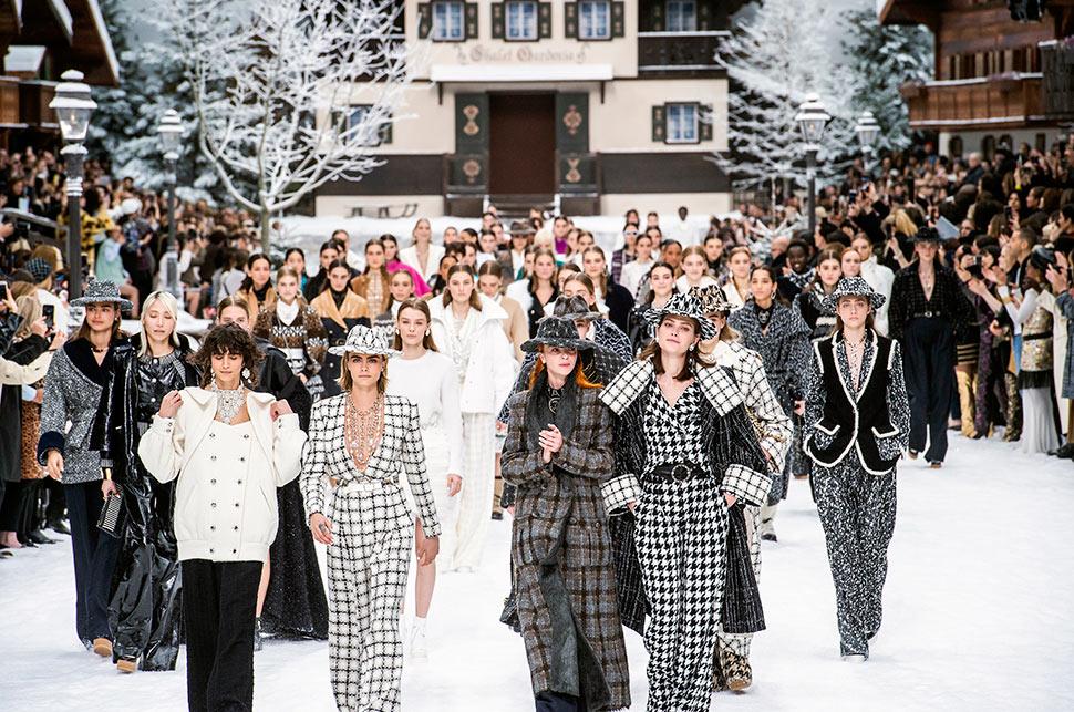 Модные тенденции сезона осень-зима