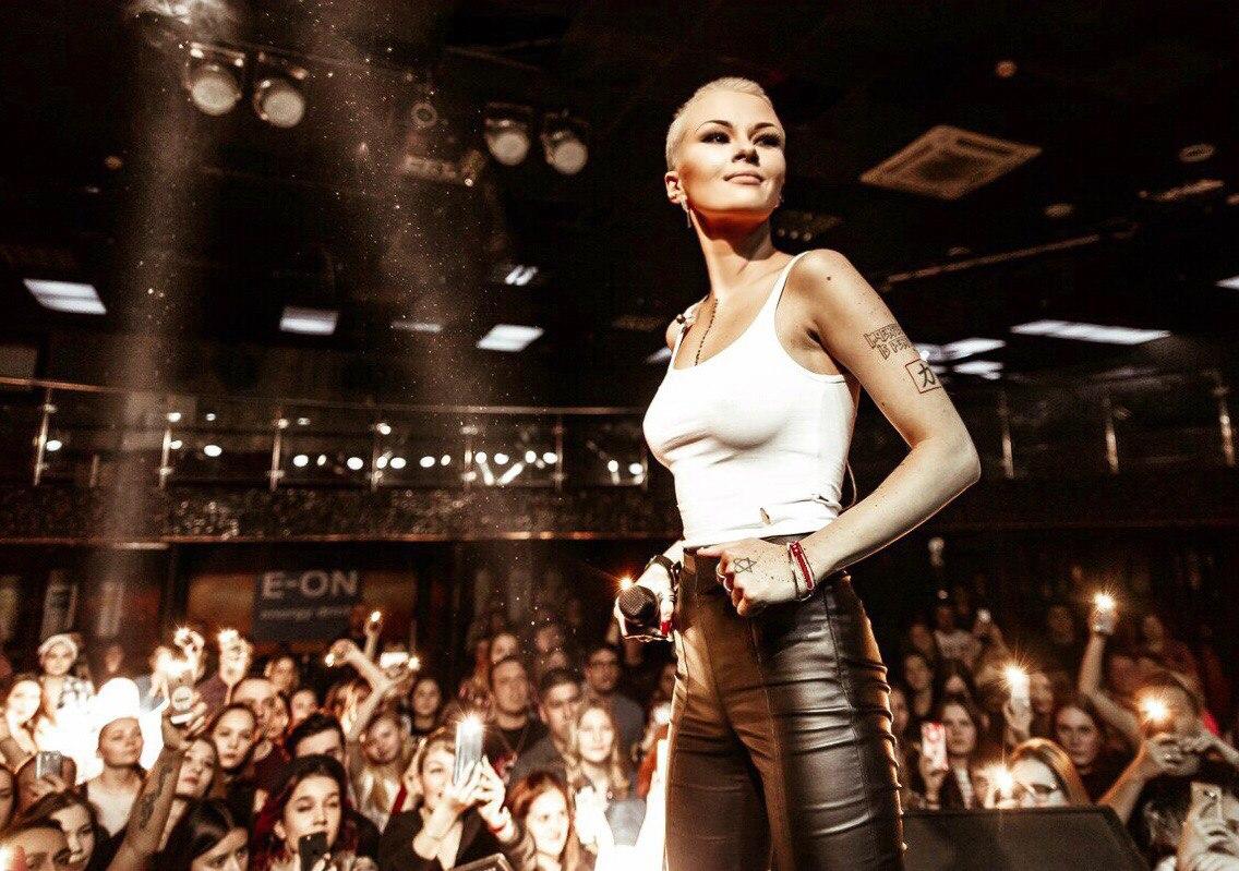 Чёрная звезда — Дана Соколова
