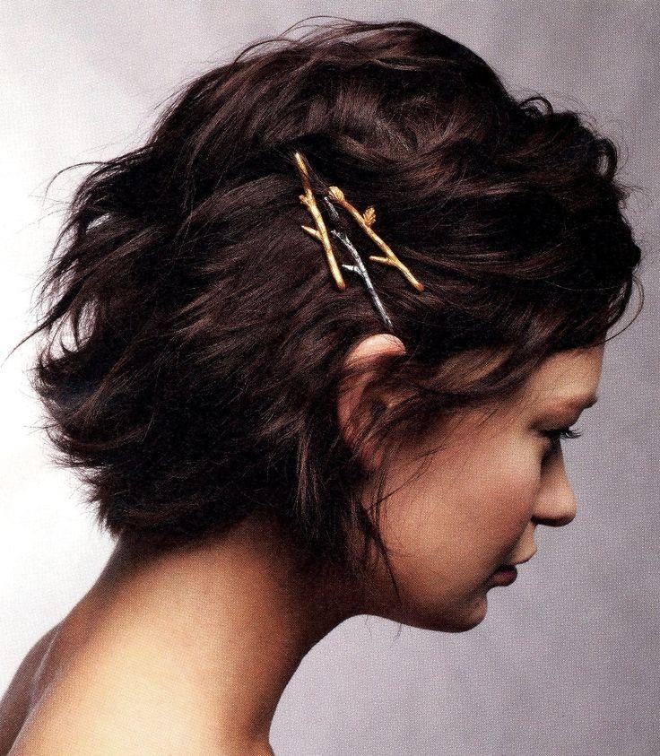 Ленивые причёски: как эффектно полусобрать волосы