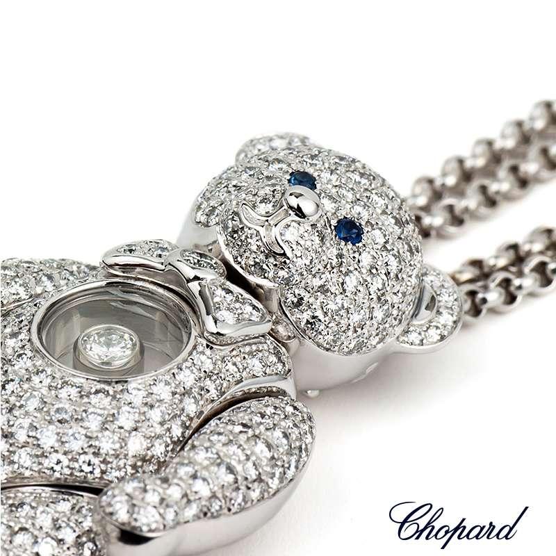 Teddy Bear - мимишная роскошь - Chopard