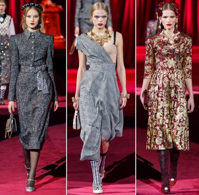 Какие украшение выбирать в 2020 году - Dolce & Gabbana