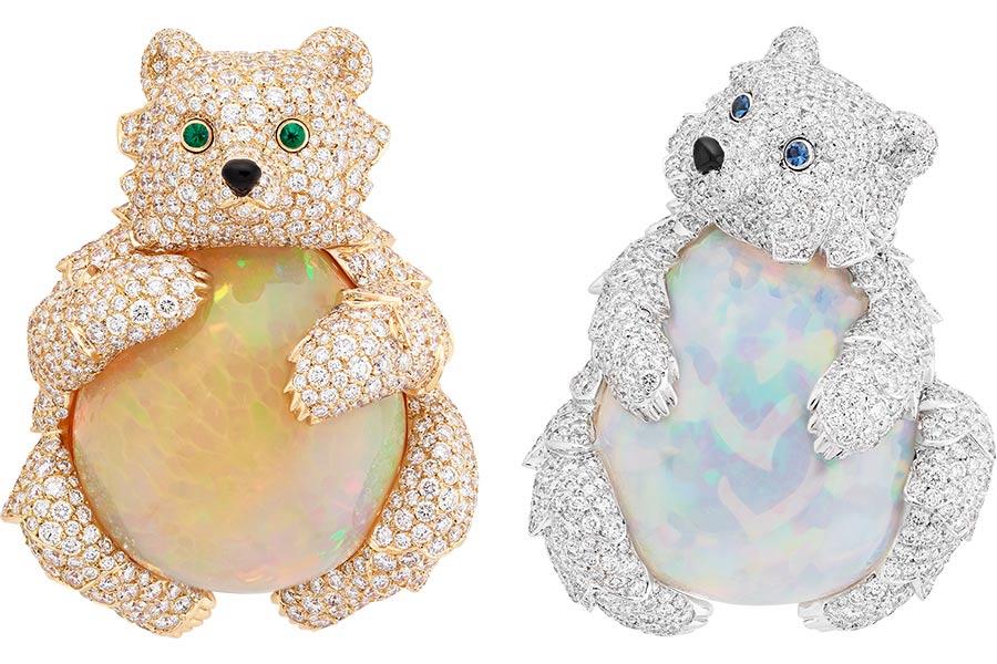 Teddy Bear - мимишная роскошь - Van Cleef