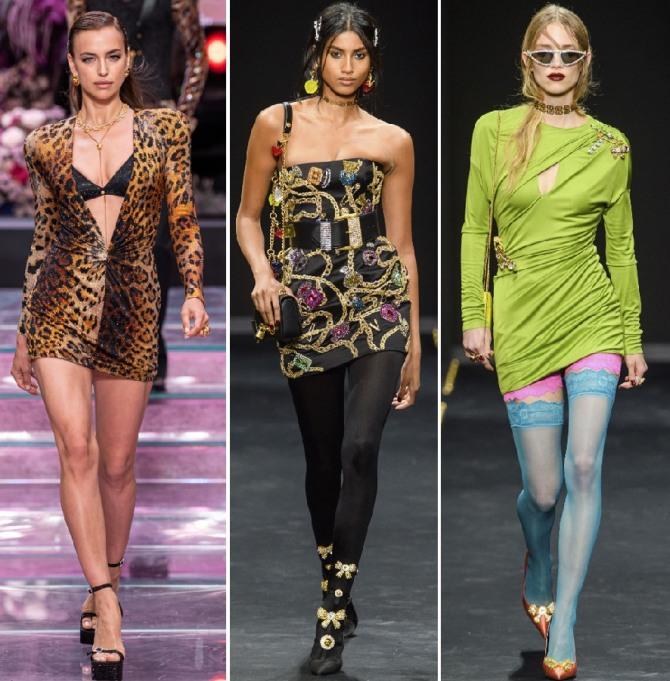 Какие украшение выбирать в 2020 году - Versace