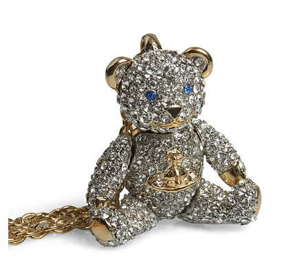 Teddy Bear - мимишная роскошь - Vivienne Westwood