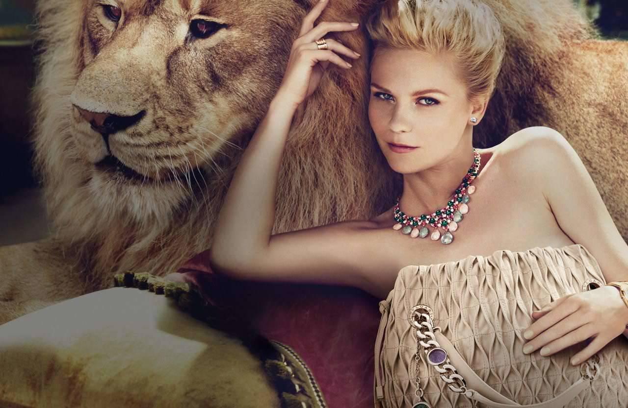 украшения в виде льва