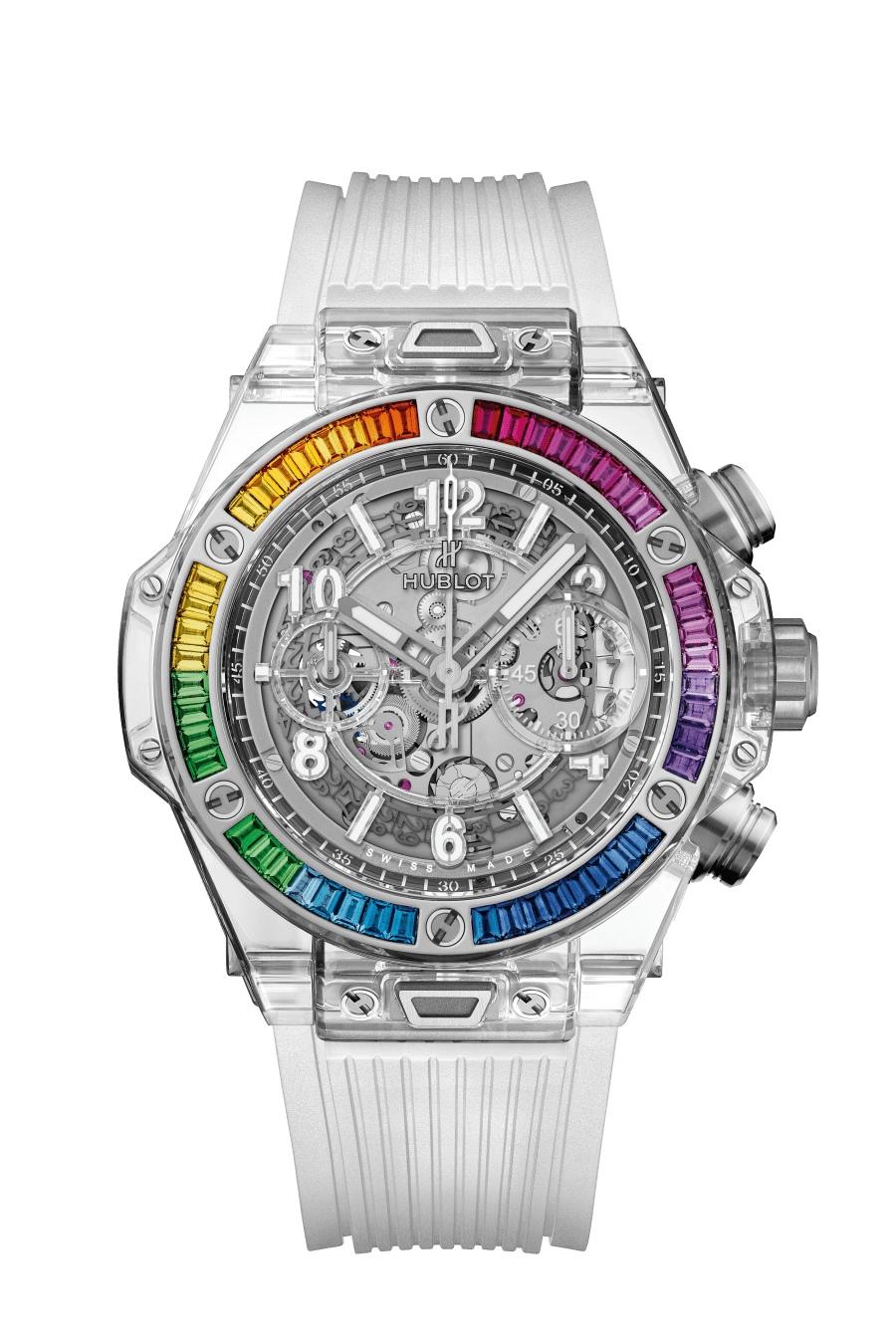 Hublot Classic Spirit Of Big Bang Rainbow