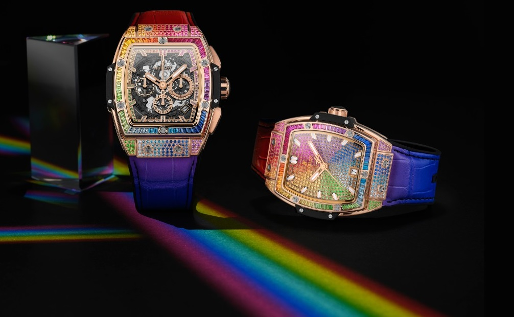 Hublot Classic Spirit Of Big Bang Rainbow
