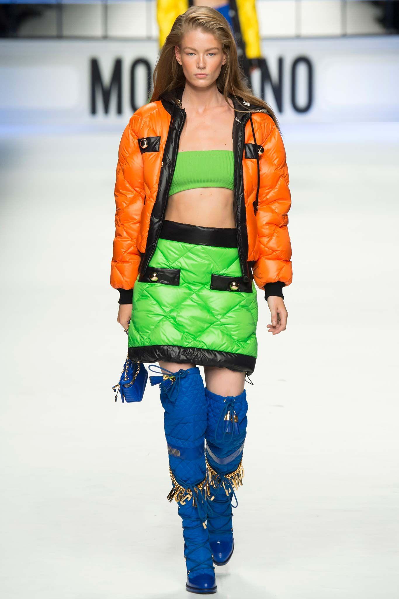 Куртки сезона осень-зима 2020/2021. Цвета осенних и зимних курток