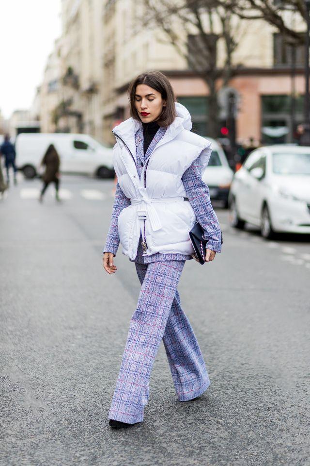 Куртки сезона осень-зима 2020/2021. Жилет