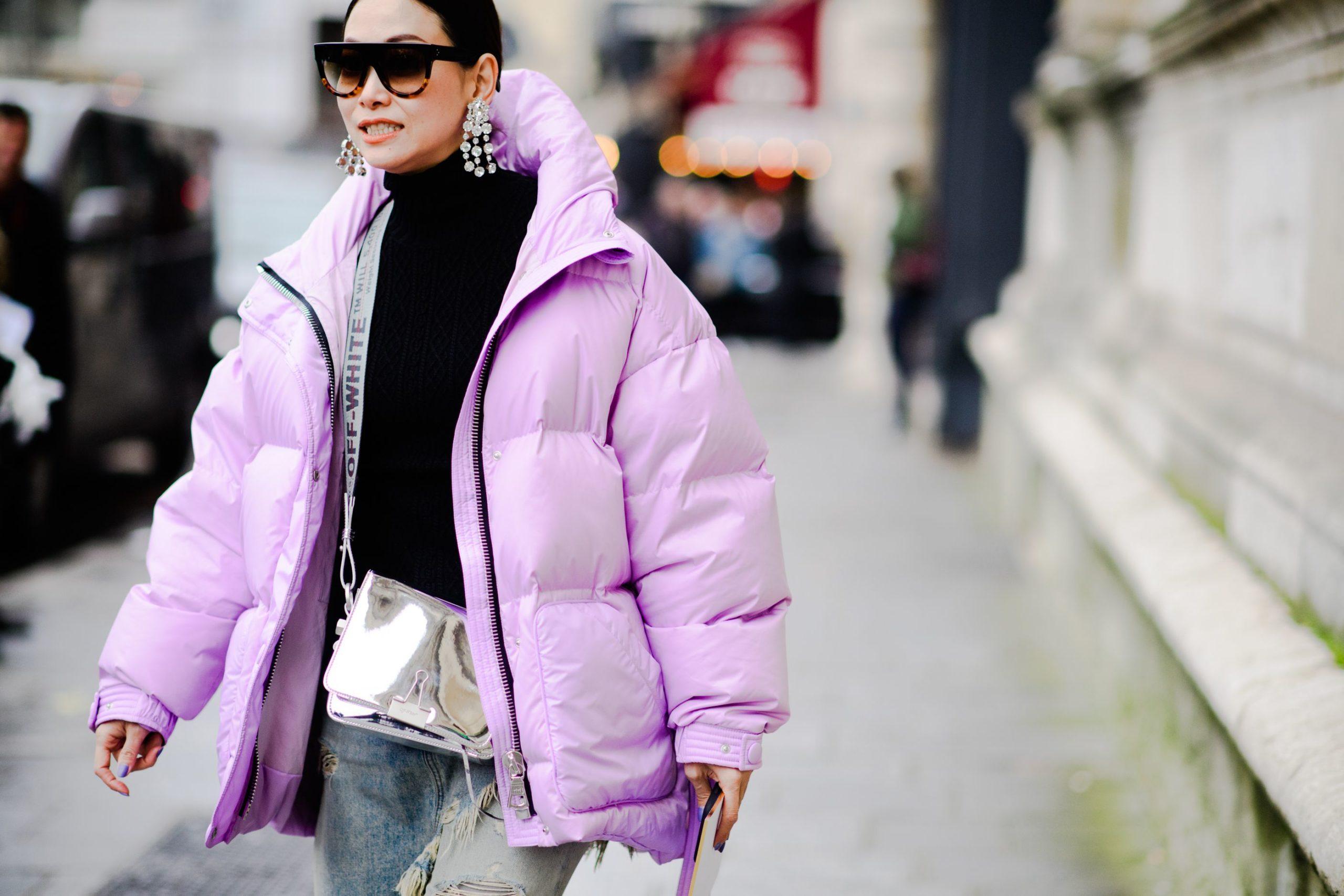 Куртки сезона осень-зима 2020/2021. Дутая куртка