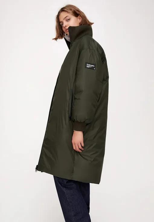 Куртки сезона осень-зима 2020/2021. Гладкаякуртка