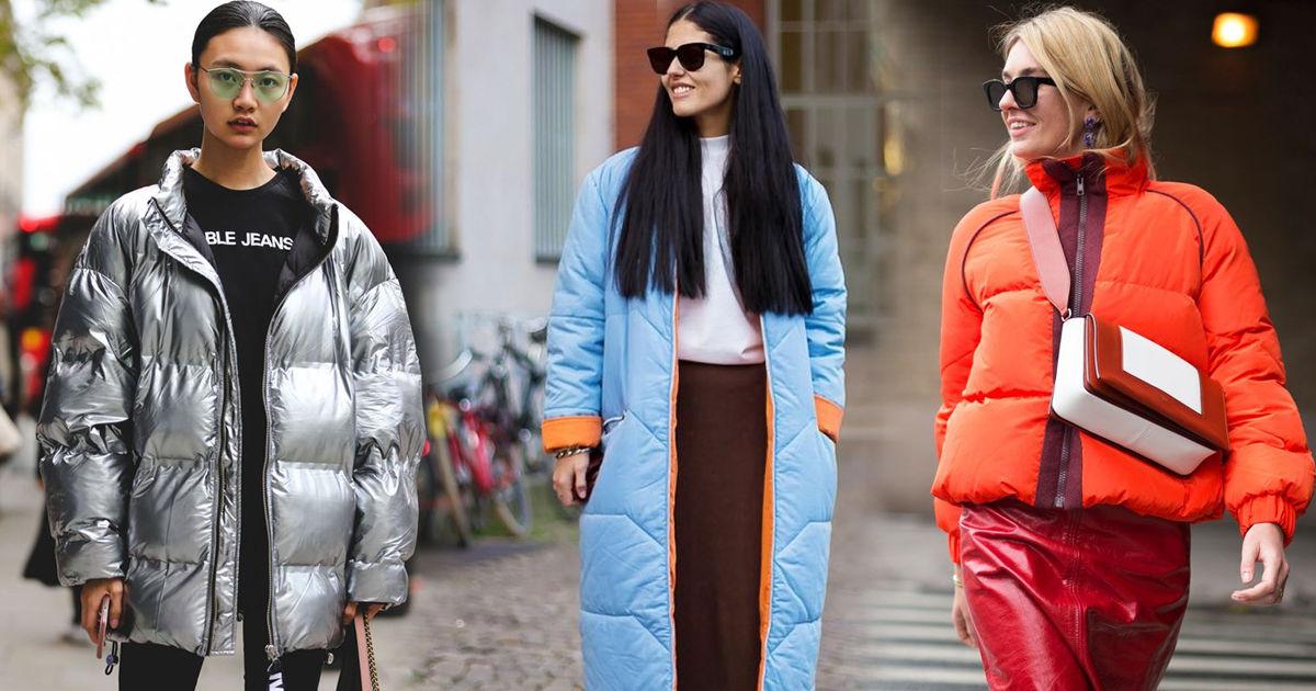 Куртки сезона осень-зима 2020/2021