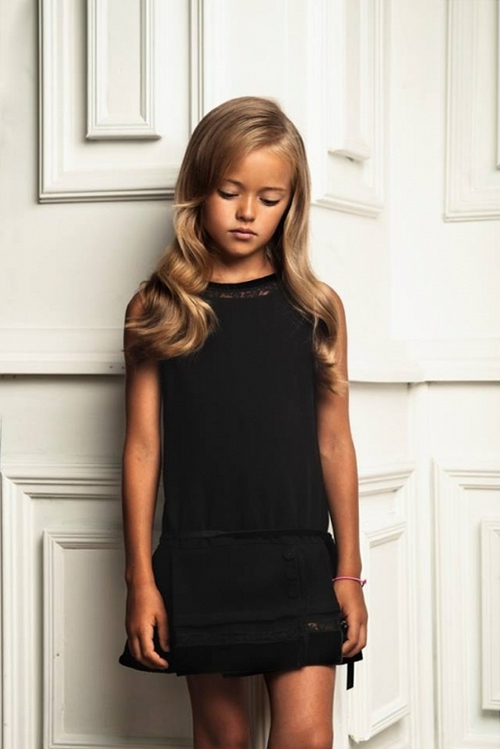 маленькое чёрное платье вне возраста