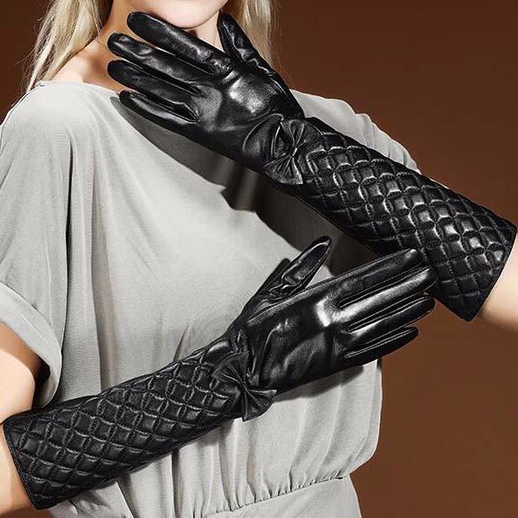 стёганные перчатки