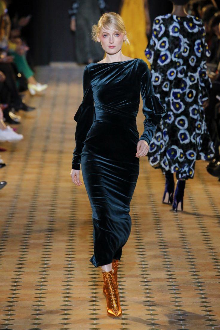 Платье Talbot Runhof