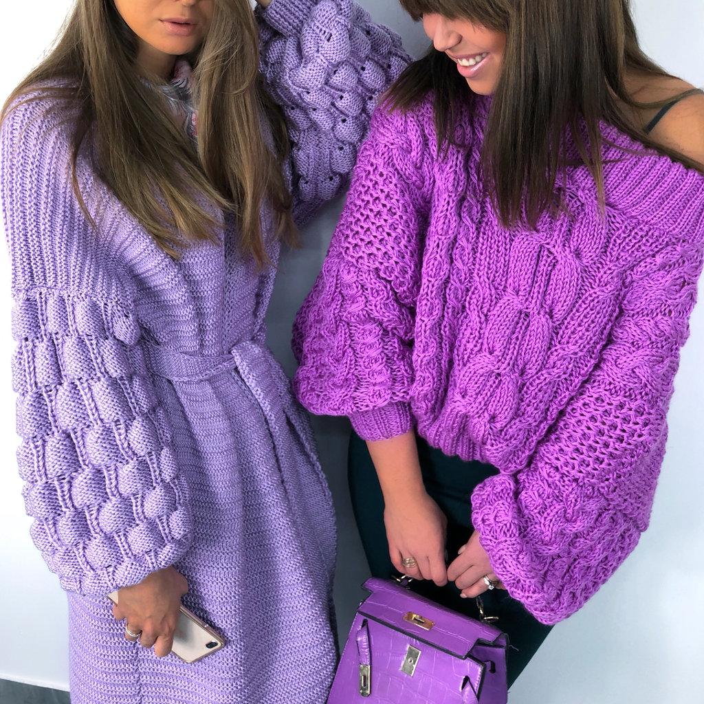 Мне всё фиолетово… Или фиолетовый Street Style