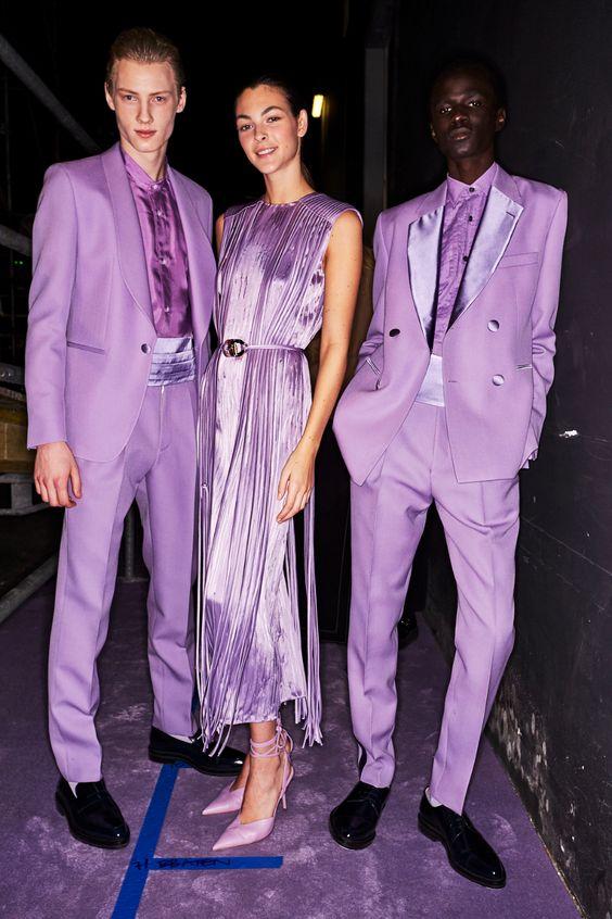 Мне всё фиолетово…