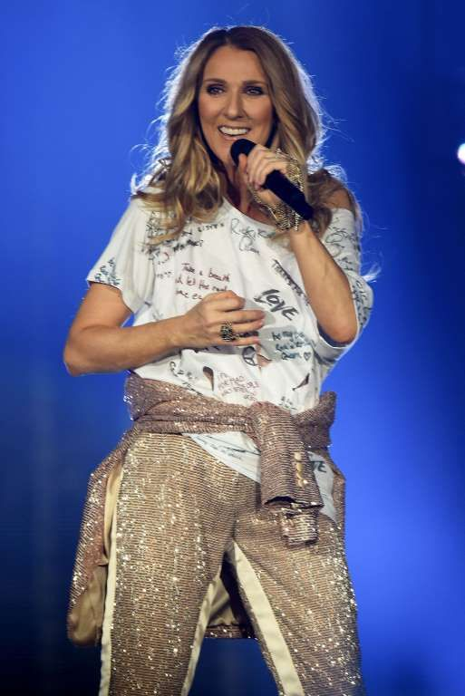 Во всём блеске. Шик, блеск, красота... Celine Dion