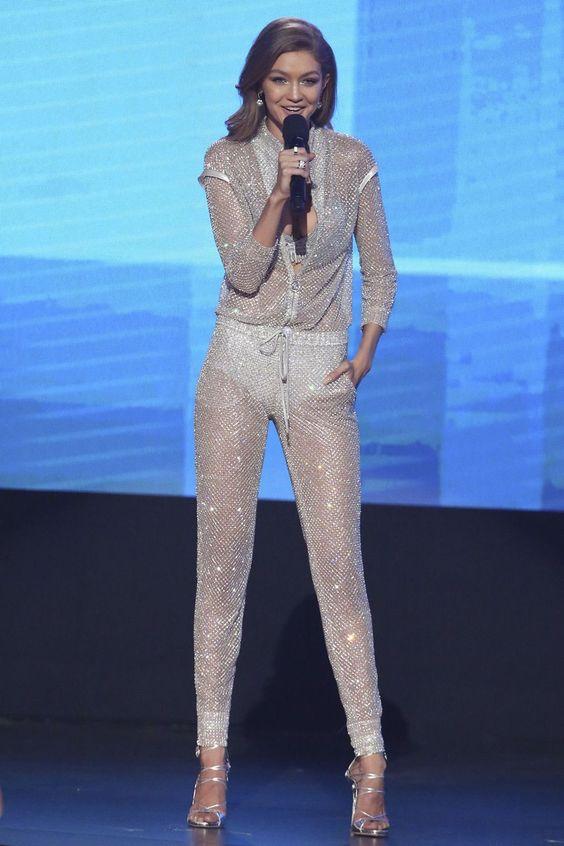 Во всём блеске. Шик, блеск, красота... Gigi Hadid