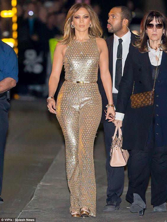 Во всём блеске. Шик, блеск, красота... Jennifer Lopez