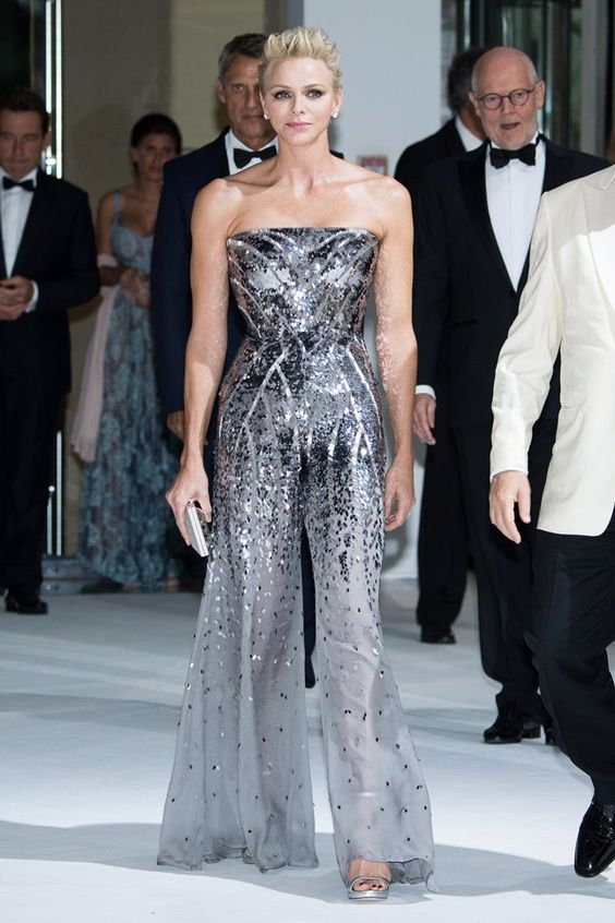 Во всём блеске. Шик, блеск, красота... Princess Charlene of Monaco
