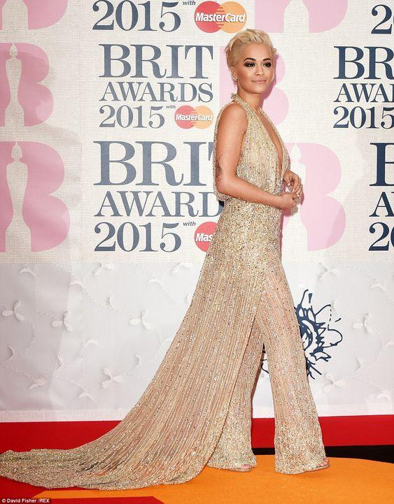 Во всём блеске. Шик, блеск, красота... Rita Ora