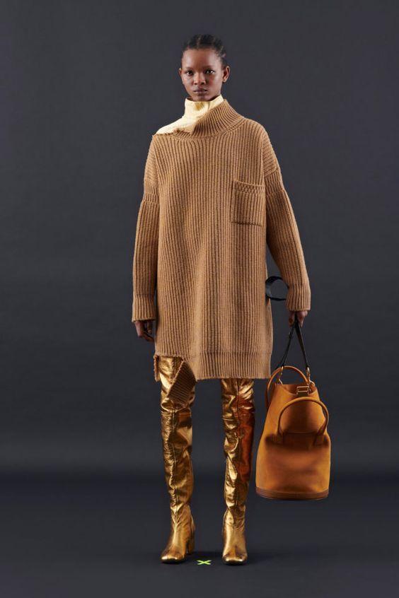 Платье-свитер от Marni