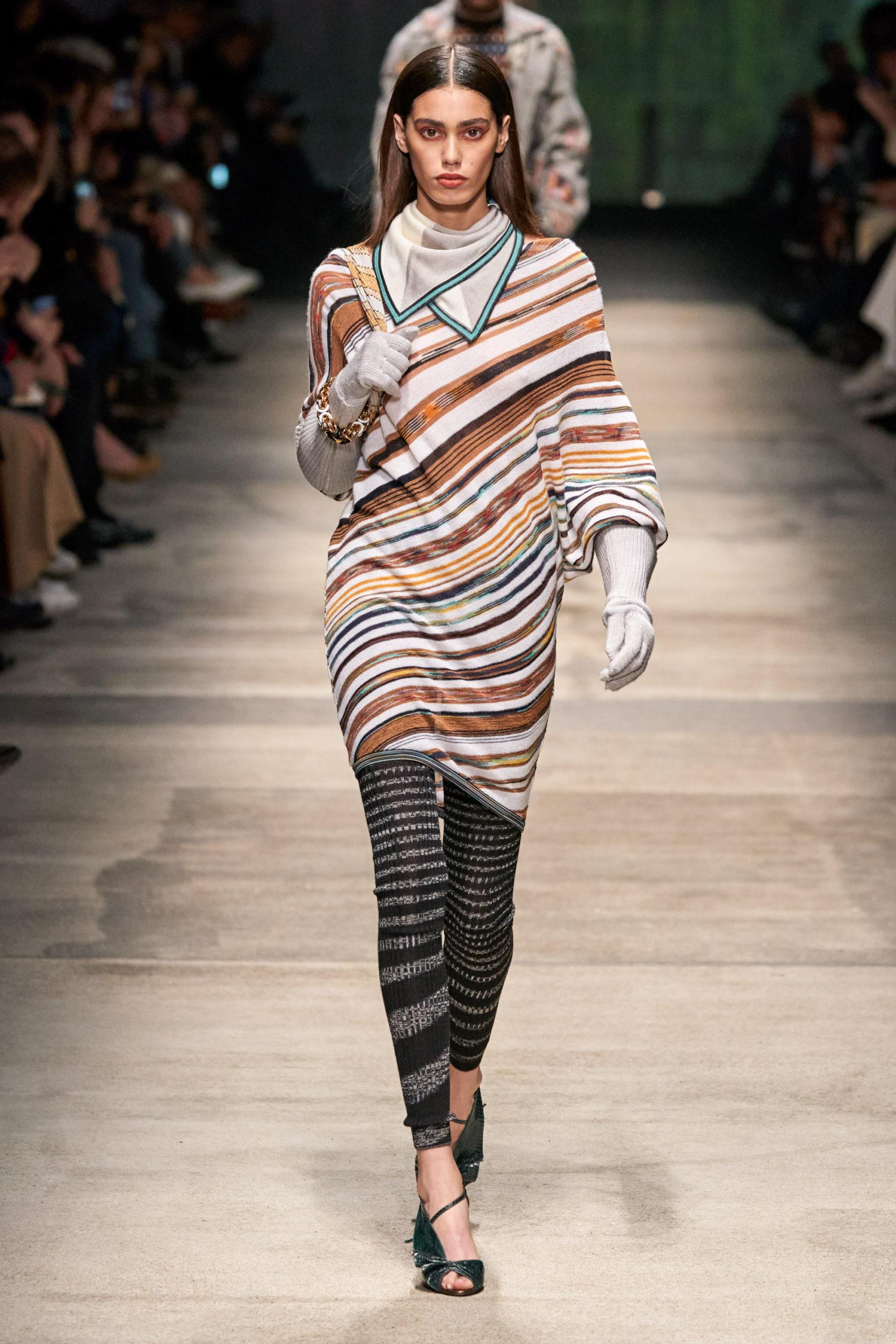 Платье-свитер от Missoni