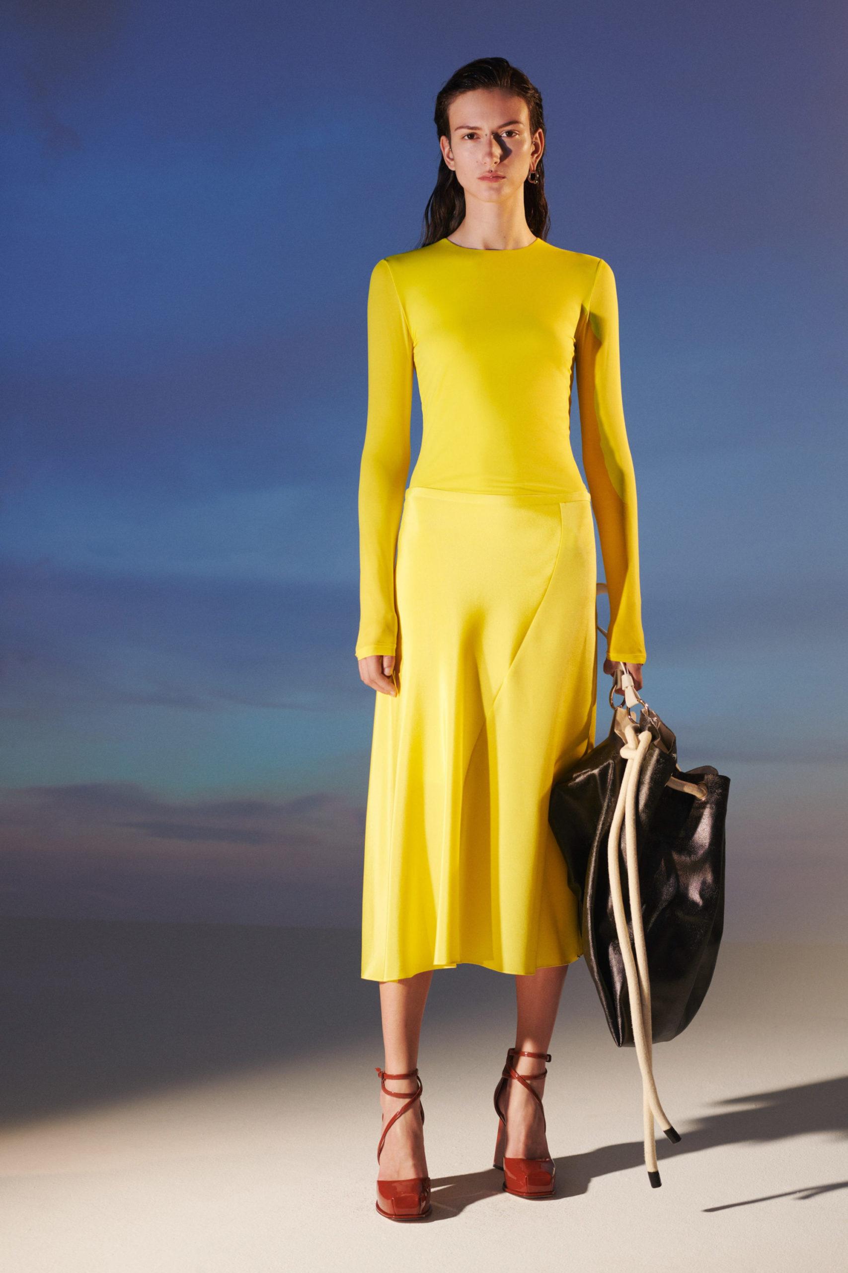 Узкое платье от Sportmax